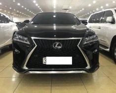 Cần bán xe Lexus RX350 Fsport đời 2016, màu đen, nhập khẩu, chính chủ giá 4 tỷ 290 tr tại Hà Nội