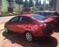 Bán ô tô Ford Fiesta đời 2015, màu đỏ  giá 440 triệu tại Gia Lai
