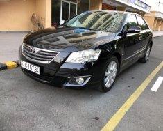Cần bán gấp Toyota Camry 3.5Q sản xuất 2008, màu đen, giá tốt giá 605 triệu tại Tp.HCM