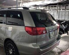 Bán Toyota Sienna sản xuất năm 2008, màu bạc giá 800 triệu tại Tp.HCM