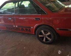 Bán xe Nissan Bluebird 1987, màu đỏ, giá 34tr giá 34 triệu tại Đồng Tháp
