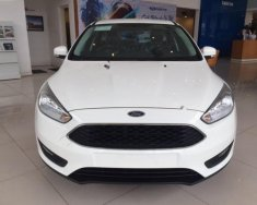 Bán ô tô Ford Focus Trend Ecoboost 1.5l đời 2018, màu trắng giá 599 triệu tại Hà Nội