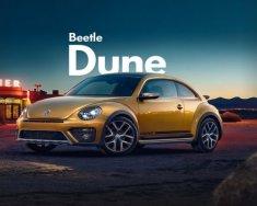 Bán Volkswagen New Beetle Dune đời 2017, xe nhập giá 1 tỷ 469 tr tại Tp.HCM