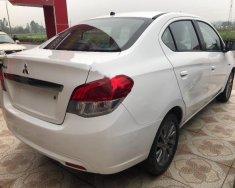 Bán Mitsubishi Attrage 1.2 MT đời 2016, màu trắng, nhập khẩu  giá 400 triệu tại Vĩnh Phúc