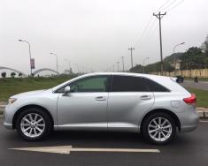 Cần bán Toyota Venza đời 2009 màu bạc, xe nhập khẩu cực đẹp giá 795 triệu tại Hà Nội