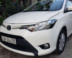 Chính chủ bán xe Toyota Vios 1.5 MT năm sản xuất 2017, màu trắng giá 510 triệu tại Đà Nẵng