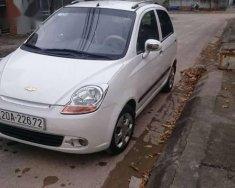 Chính chủ bán Chevrolet Spark đời 2009, màu trắng giá 127 triệu tại Thái Nguyên