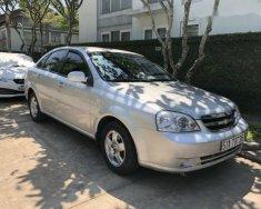 Bán xe cũ Chevrolet Lacetti sản xuất năm 2014, màu bạc giá 330 triệu tại Tp.HCM