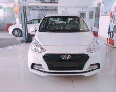 Cần bán xe Hyundai Grand i10 sản xuất năm 2018, màu trắng, giá tốt giá 350 triệu tại Bình Dương