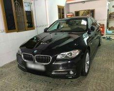 Cần bán gấp BMW 5 Series 520i sản xuất 2016, màu đen nhập khẩu nguyên chiếc giá 1 tỷ 710 tr tại Tp.HCM