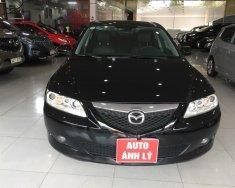 Bán ô tô Mazda 6 2.3AT 2005, màu đen, 315 triệu giá 315 triệu tại Phú Thọ