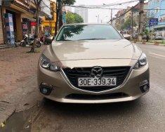 Bán ô tô Mazda 3 1.5AT đời 2016, màu vàng   giá 645 triệu tại Hà Nội