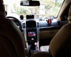 Chính chủ bán Chevrolet Captiva đời 2010, màu bạc giá 450 triệu tại Hà Nội