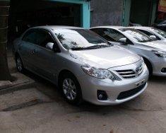 Bán Toyota Corolla đời 2013, màu bạc   giá 585 triệu tại Hà Nội