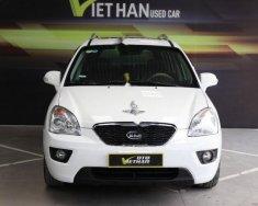 Cần bán lại xe Kia Carens SX 2.0AT năm 2012, màu trắng giá 418 triệu tại Tp.HCM