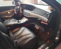 Bán xe Mercedes S500 đời 2015, màu đen giá 3 tỷ 480 tr tại Hà Nội