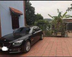 Bán xe BMW 7 Series sản xuất 2013, màu đen giá 2 tỷ 300 tr tại Hà Nội