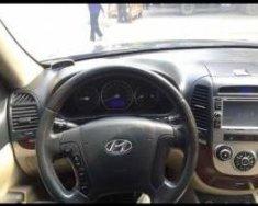 Bán xe Hyundai Santa Fe năm sản xuất 2008, màu đen, xe nhập giá 430 triệu tại Hà Nội