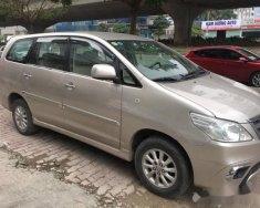Bán xe Toyota Innova sản xuất 2013, màu vàng cát giá 512 triệu tại Hà Nội