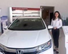 Bán ô tô Honda City năm 2018, màu trắng giá 599 triệu tại BR-Vũng Tàu