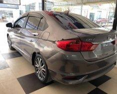 Chính chủ bán xe Honda City 1.5TOP sản xuất 2017, màu xám giá 625 triệu tại Hà Nội