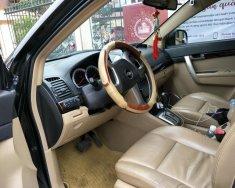Cần bán lại xe Chevrolet Captiva năm sản xuất 2009, màu đen chính chủ giá 340 triệu tại Thái Nguyên