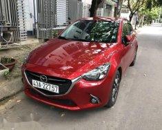Gia đình bán Mazda 2 đời 2016, màu đỏ giá 495 triệu tại Đà Nẵng