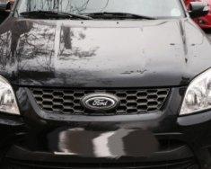 Chính chủ bán Ford Escape AT năm sản xuất 2011, màu đen giá 450 triệu tại Hà Nội