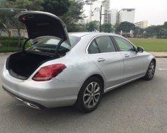 Cần bán Mercedes C200 đời 2016, màu bạc giá 1 tỷ 300 tr tại Tp.HCM