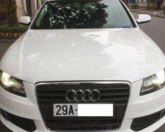 Bán xe Audi A4 1.8AT năm 2011, màu trắng, xe nhập, giá 760tr giá 760 triệu tại Hà Nội