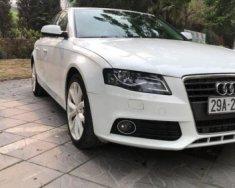 Bán xe Audi A4 1.8AT năm 2011, màu trắng, nhập khẩu giá 770 triệu tại Hà Nội