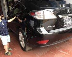 Chính chủ bán Lexus RX năm sản xuất 2009, màu đen, nhập khẩu giá 1 tỷ 490 tr tại Hà Nội