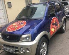 Bán xe Daihatsu Terios 2003, màu xanh lam chính chủ, giá tốt giá 195 triệu tại Hà Nội