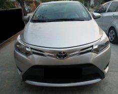 Cần bán xe Toyota Vios E 2016 số sàn màu bạc giá 482 triệu tại Tp.HCM