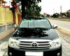 Cần bán lại xe Toyota Fortuner màu đen xe gia đình, 568tr giá 568 triệu tại Tp.HCM