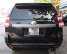 Bán Toyota Land Cruiser Prado năm sản xuất 2015, màu đen, nhập khẩu giá 1 tỷ 850 tr tại Hà Nội
