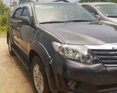 Bán Toyota Fortuner năm sản xuất 2012, màu xám, 722 triệu giá 722 triệu tại Tp.HCM