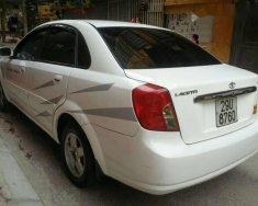 Bán xe Daewoo Lacetti EX 2004, màu trắng, giá 145tr giá 145 triệu tại Hà Nội