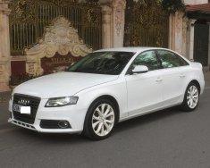 Bán Audi A4 1.8 năm sản xuất 2011, màu trắng, nhập khẩu giá 760 triệu tại Hà Nội