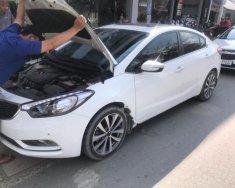 Bán ô tô Kia K3 2.0 AT năm 2015, màu trắng xe gia đình, giá chỉ 568 triệu giá 568 triệu tại Tp.HCM