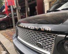 Bán ô tô LandRover Range Rover đời 2007, màu đen, nhập khẩu giá 980 triệu tại Hà Nội