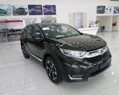 Bán ô tô Honda CR V sản xuất năm 2018, màu đen, xe nhập giá 1 tỷ 68 tr tại Phú Thọ