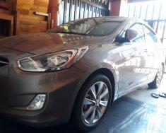 Bán xe Hyundai Accent đời 2012, màu nâu, nhập khẩu nguyên chiếc giá 420 triệu tại Đồng Nai