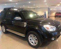 Bán Ford Everest 2.5L Limited sản xuất 2013, màu đen, giá 639tr giá 639 triệu tại Tp.HCM