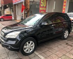 Bán Honda CR V 2.4 đời 2009, màu đen chính chủ giá 515 triệu tại Hà Nội