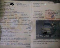 Cần bán xe Kia Spectra năm 2005, màu bạc giá 140 triệu tại Nghệ An