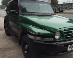 Cần bán lại xe Ssangyong Korando năm 2000, xe nhập giá 112 triệu tại Hải Dương