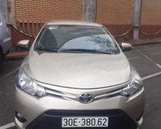 Cần bán xe Toyota Vios 2016, màu vàng, giá chỉ 528 triệu giá 528 triệu tại Hà Nội
