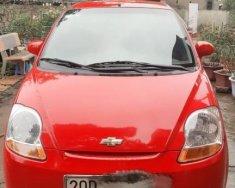 Bán xe Chevrolet Spark sản xuất 2011, màu đỏ  giá 130 triệu tại Thái Nguyên