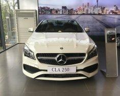 Bán xe Mercedes CLA 250 4Matic năm sản xuất 2016, màu trắng, nhập khẩu nguyên chiếc giá 1 tỷ 663 tr tại Hà Nội